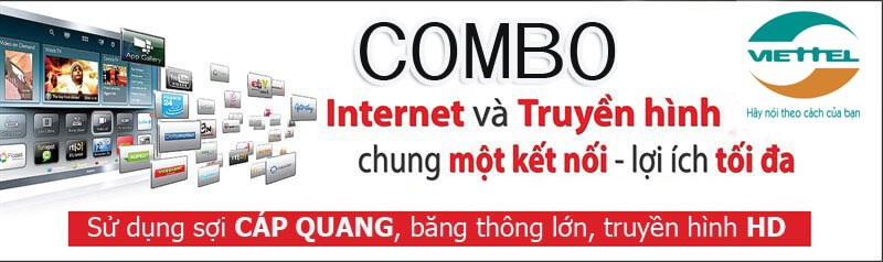 internet và truyền hình viettel