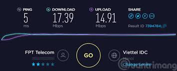 đô tốc độ mạng