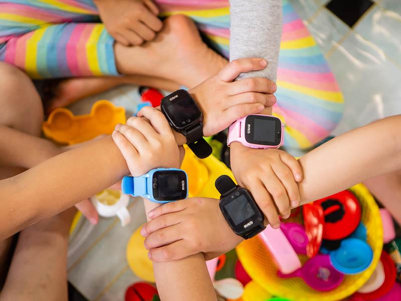 đồng hồ định vị viettel