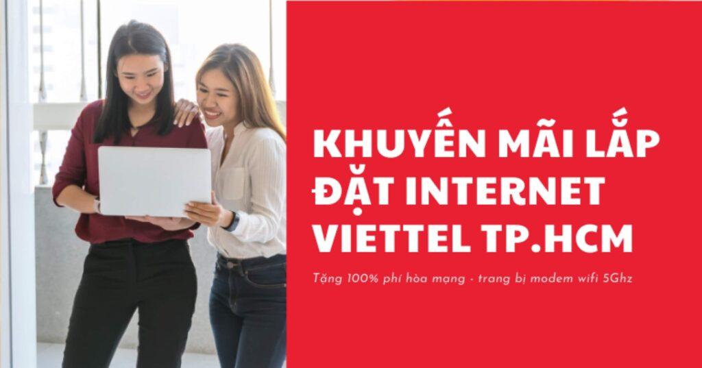 Gói internet Viettel 2022