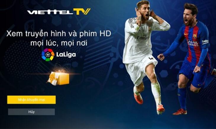 truyen hình smart tv viettel
