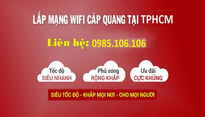 lắp đặt internet viettel tại tphcm