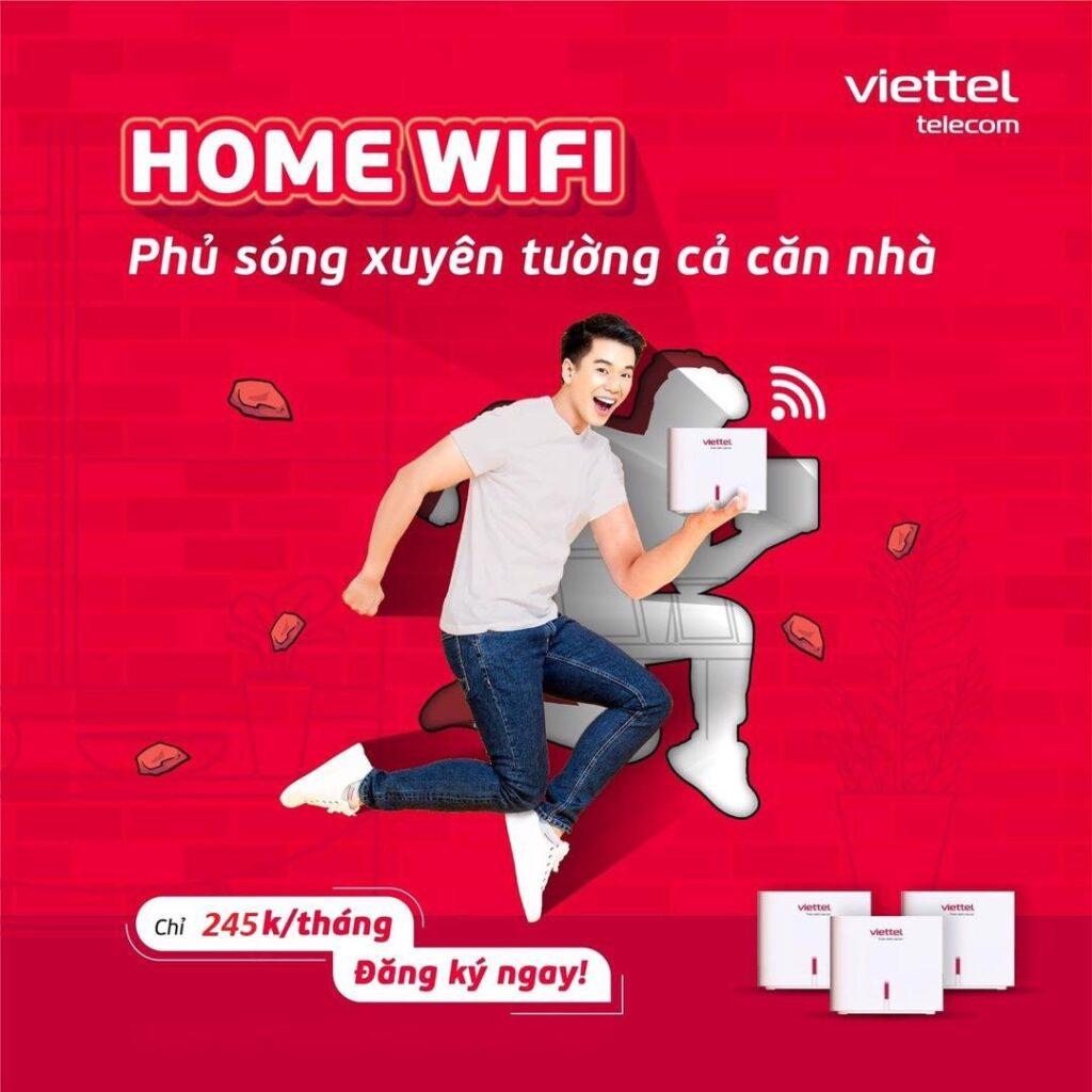home wifi viettel supernet