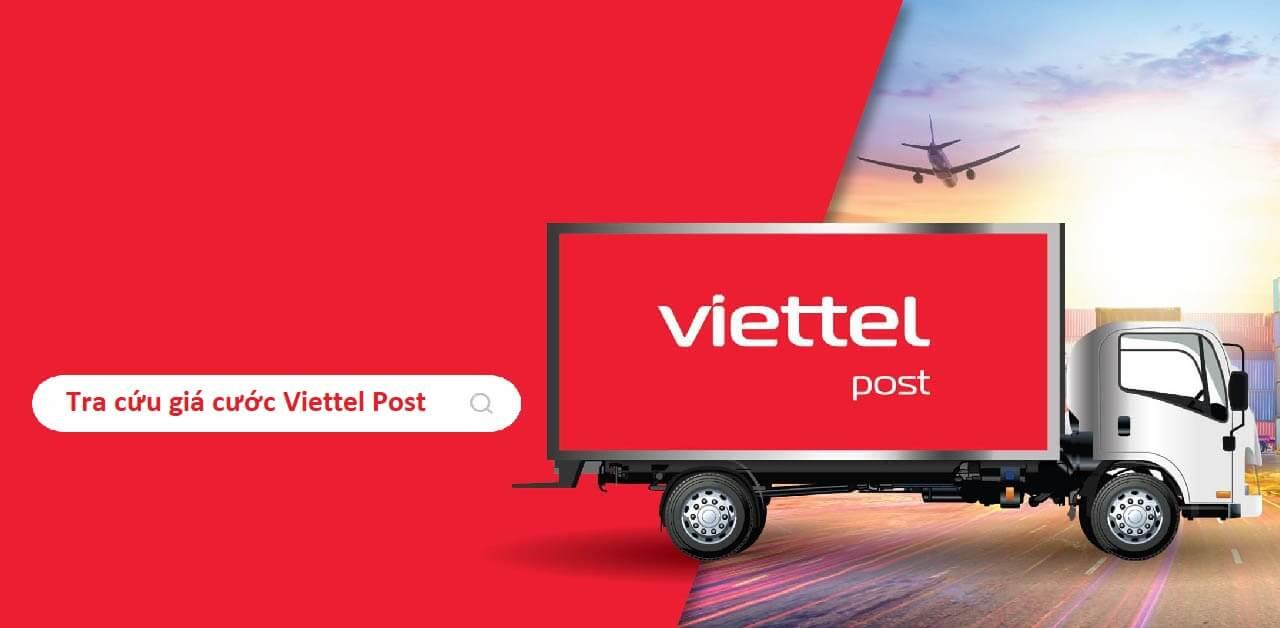 Tra cước Viettel Post