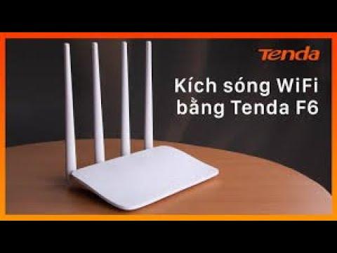 Bộ kích sóng wifi tenda F6