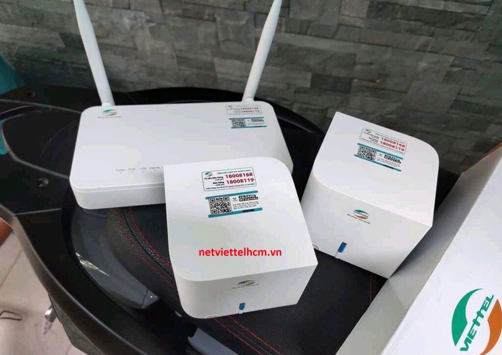 bộ thiết bị home wifi viettel