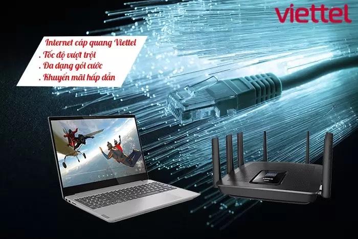 gói internet Viettel
