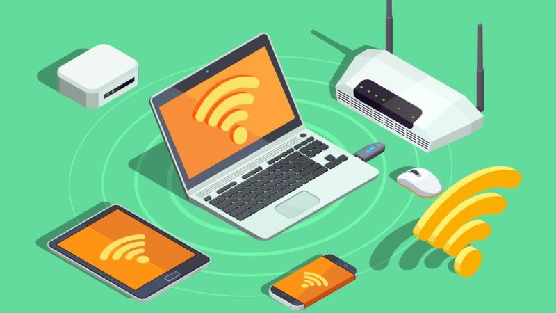 Lắp internet Viettel phòng trọ