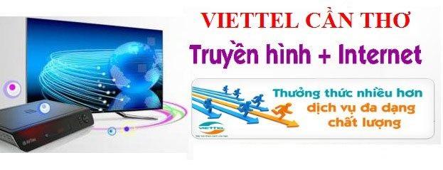 Đăng ký internet Viettel Cần Thơ