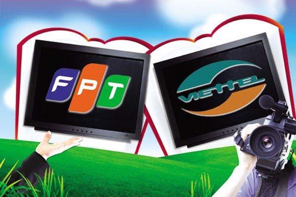 so sánh mạng Viettel và Fpt